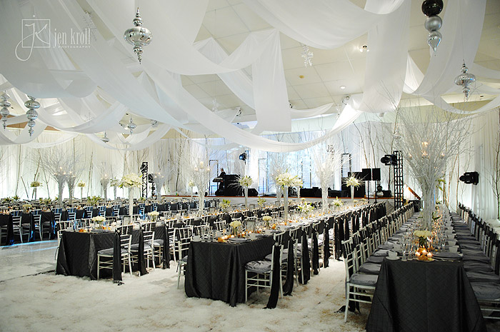 luxury reception event any planner events michigan inspired luxurious weddings decorations maven fabric decor theme luxe centerpieces stripping inspiredbythis 2009