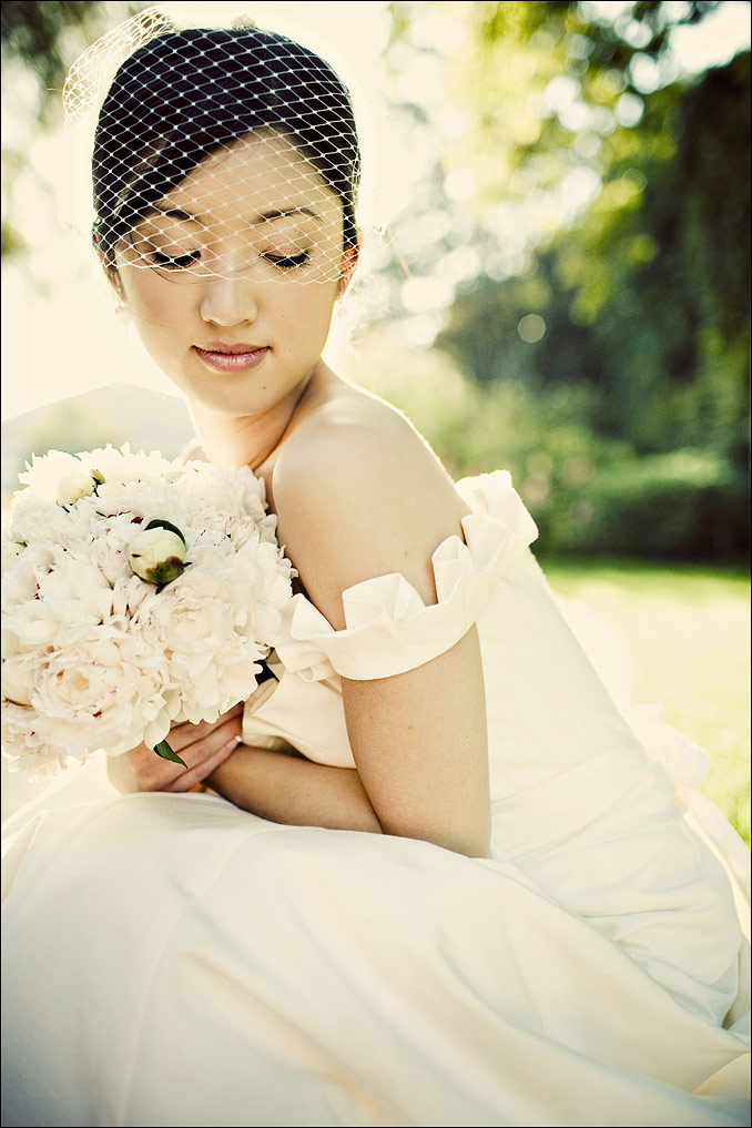 Bridal hair and makeup by nicole