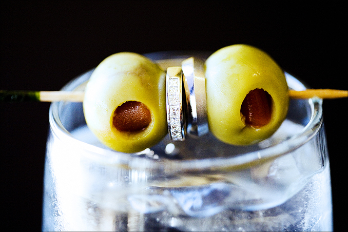 Rings with Olives