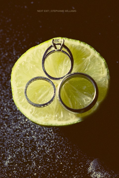Rings on Lime