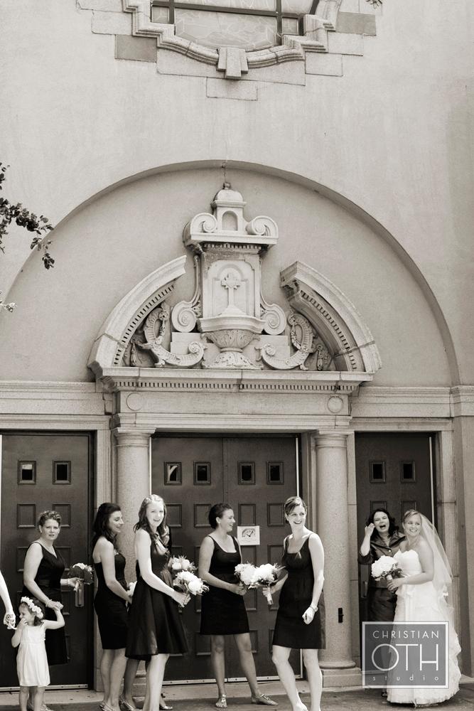 Elegant Garden Wedding In Rye New York