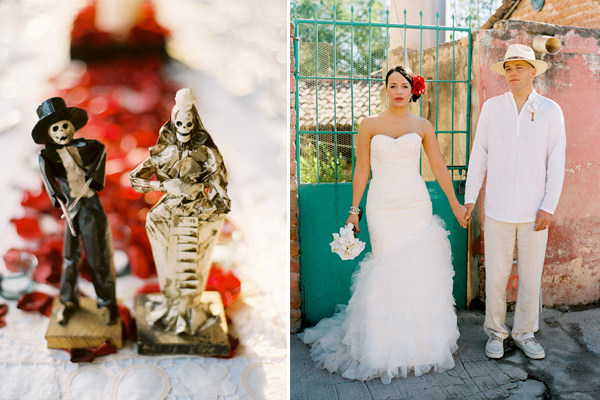 Inspired by These Spooktacular Halloween Wedding Details ...