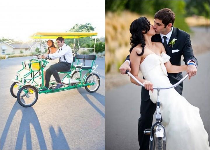 Brides on Bikes-1