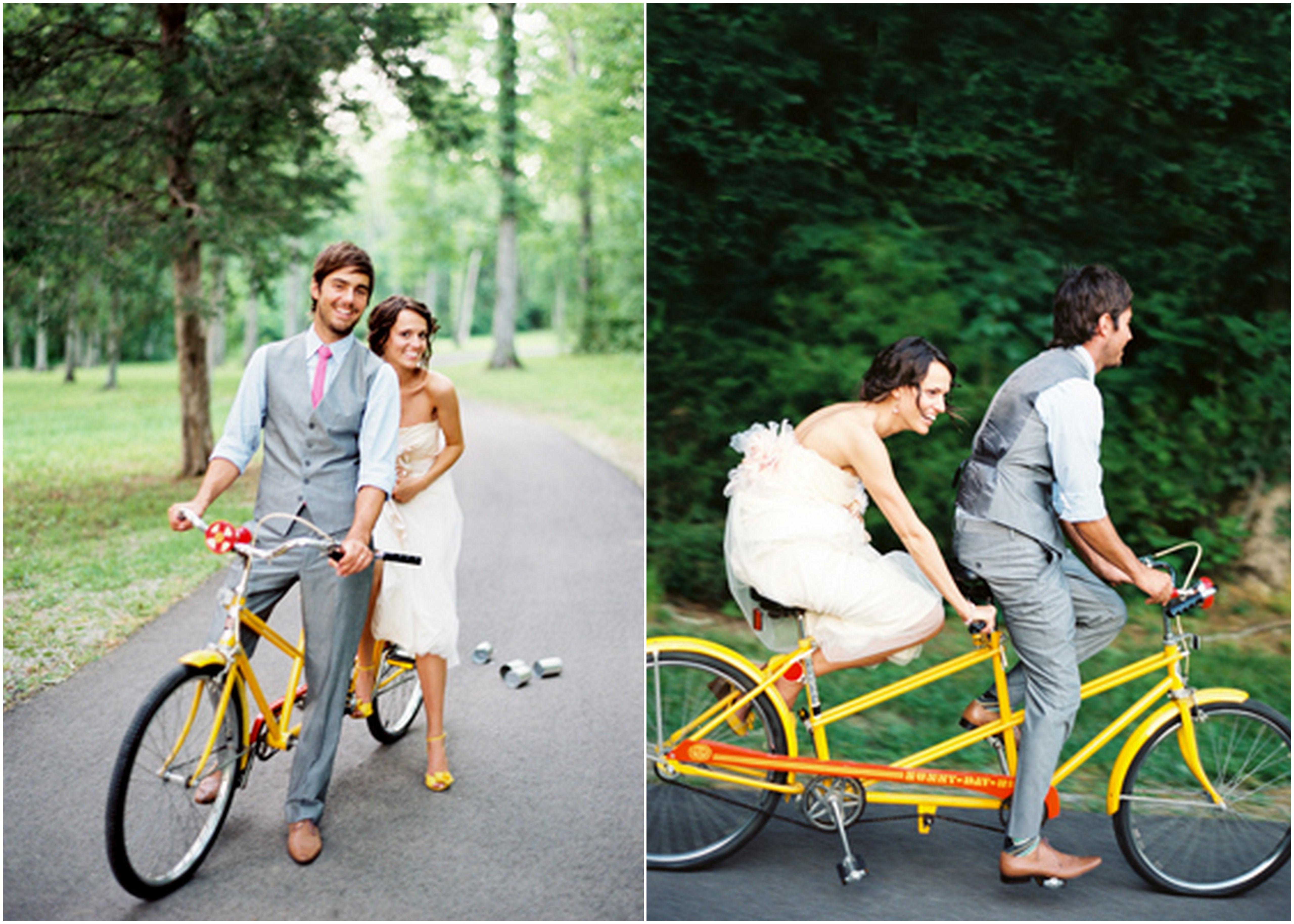 Brides on Bikes