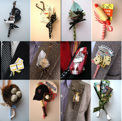 Cool Boutonnieres for Blog copy
