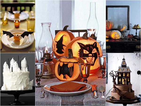 Marthastewart Halloween Spread