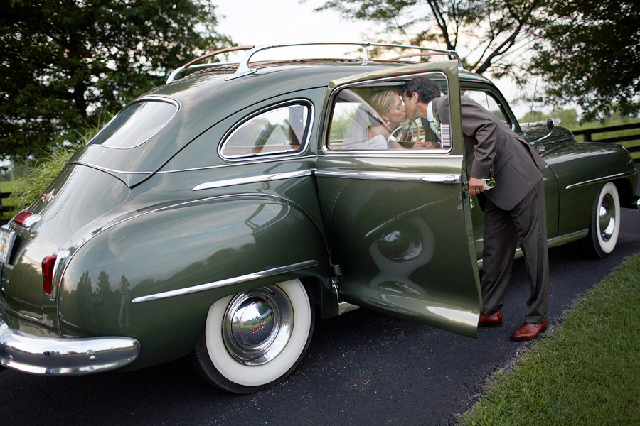Inspired By These Vintage Getaway Cars At Weddings Inspired By This