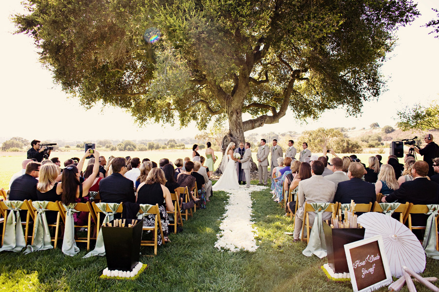 Rustic Vineyard Wedding Santa Ynez