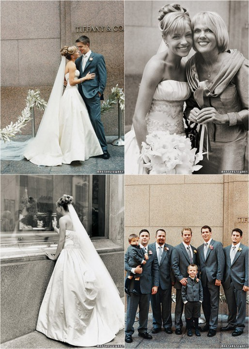 Inspired by These Audrey Hepburn Weddings - Inspired By This