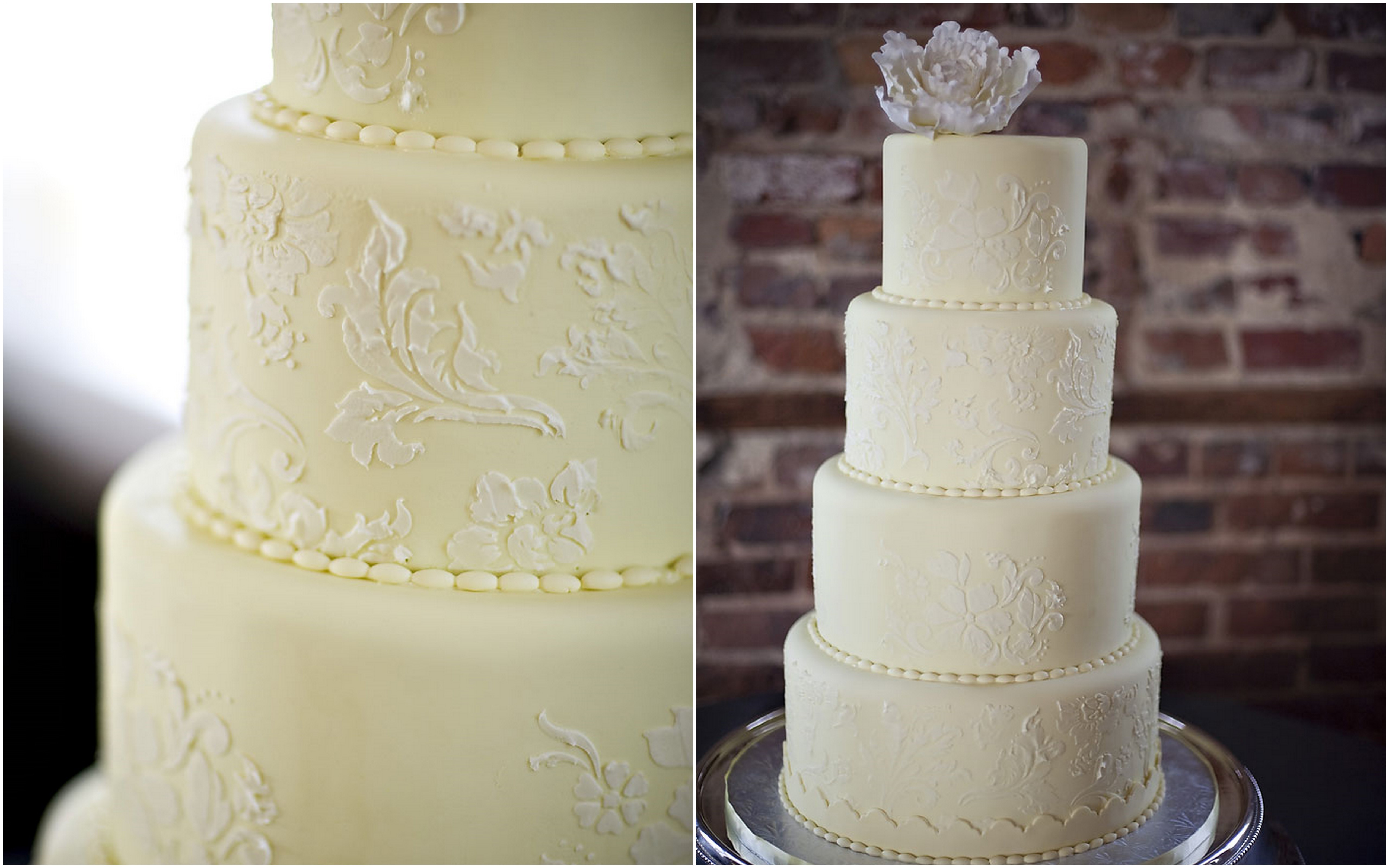 Yellow and Heather North Carolina Wedding - Inspired By This
