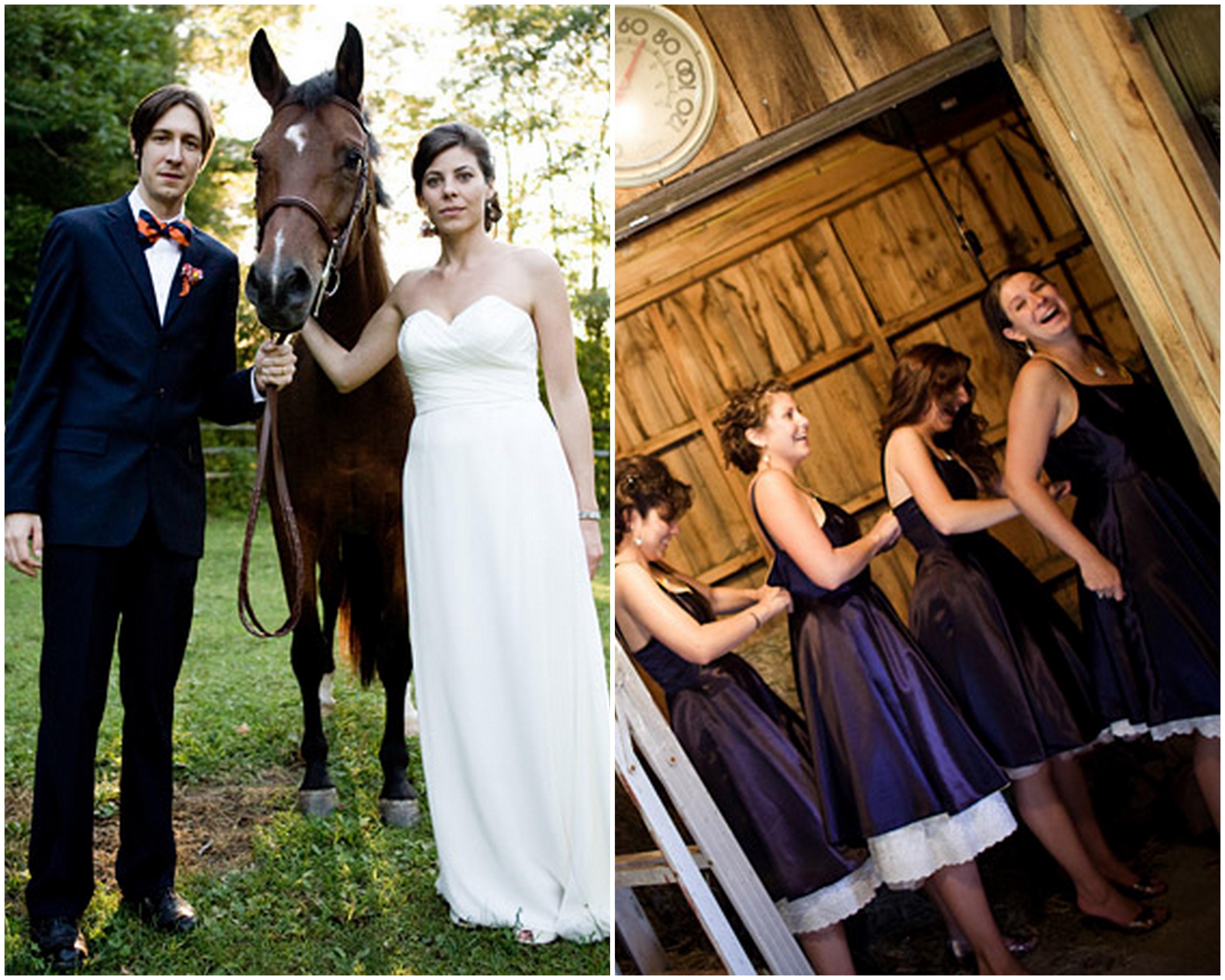 Cowboy Weddings Ideas: Cowboy Wedding
