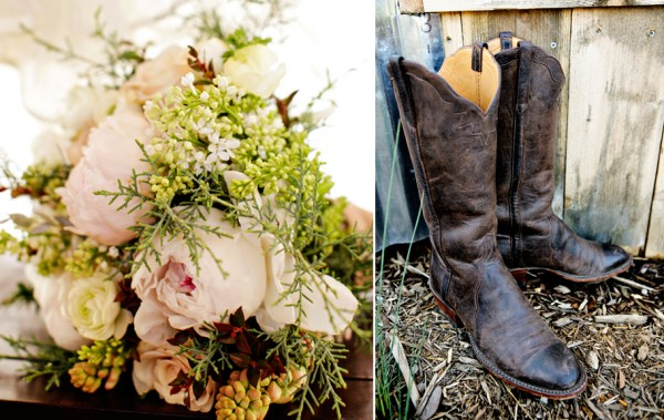 Inspired by These Country Western Styled Weddings Inspired by This Blog