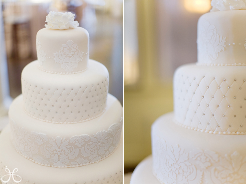 simple white fondant wedding cakes inspired by the great cake debate fondant vs buttercream 20115