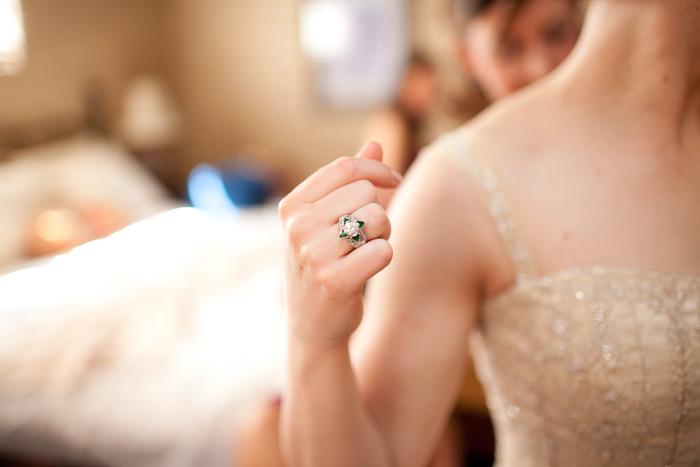 alternative to wedding ring. photo alternative to wedding ring