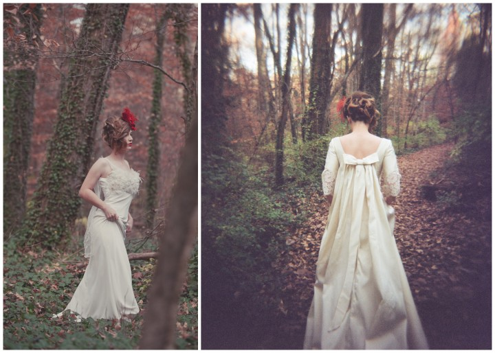 Inspired By This Fairytale Winter Fashion Shoot