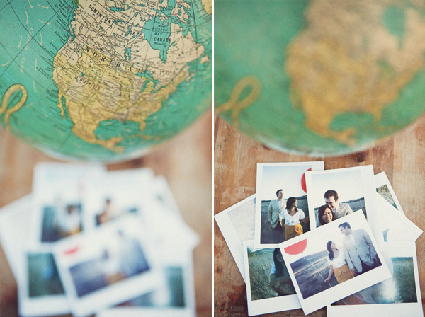 Inspired By Suitcases Maps And Globes Travel Weddings This