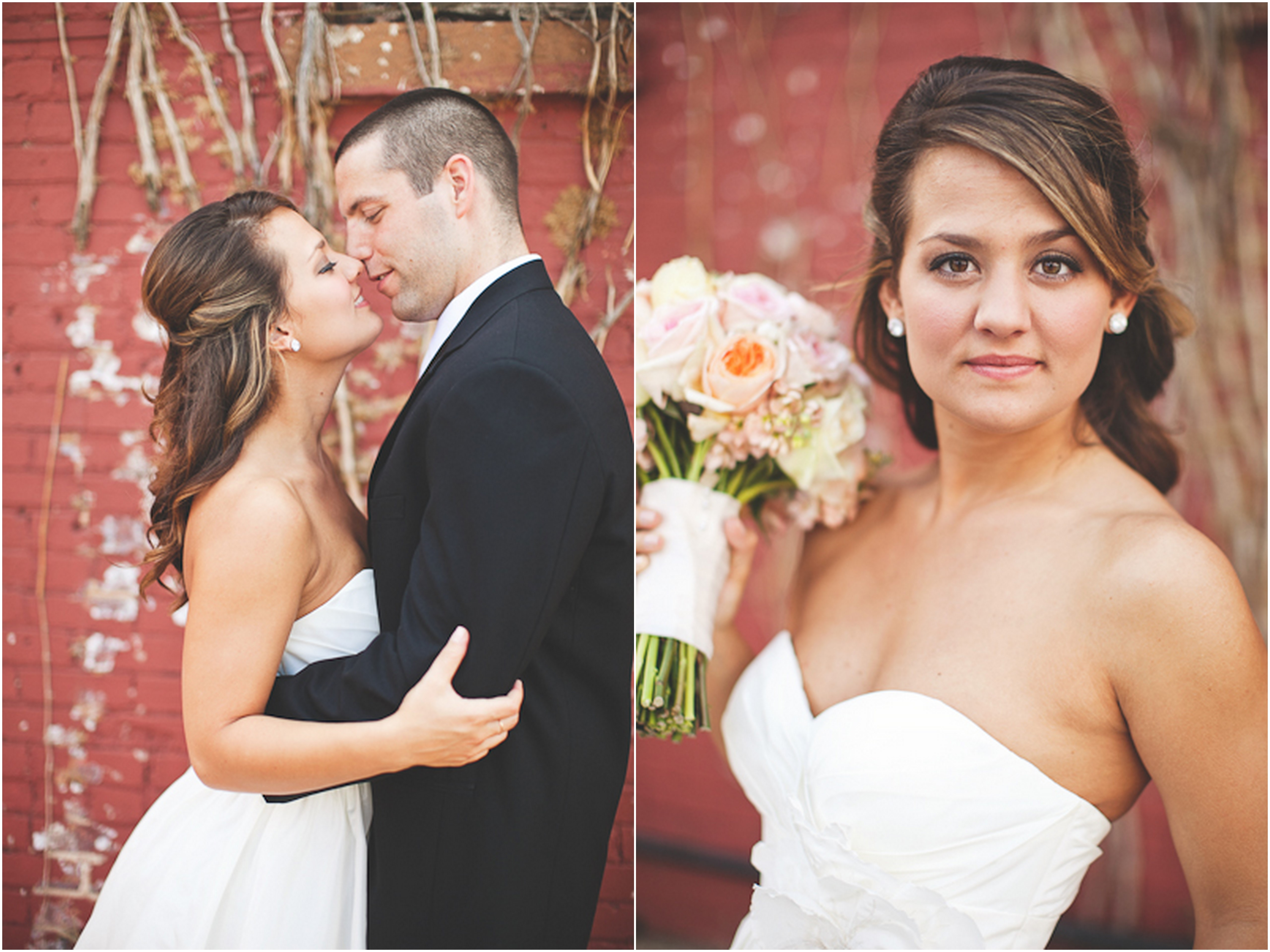 Inspired by This Real Wedding Rustic Wedding in an Alabama Theater