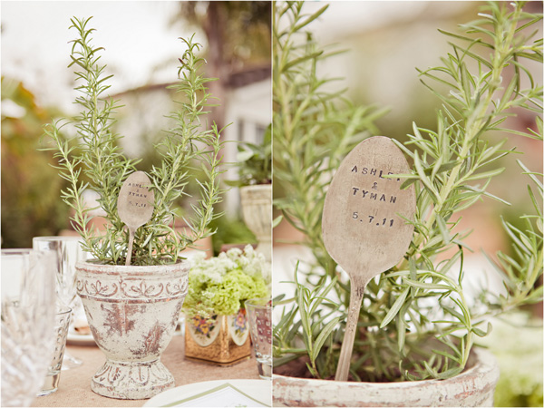 Inspired by Ashleys Vintage Garden and Blueberry Bridal Shower
