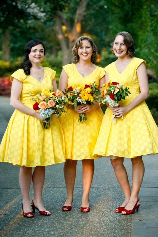 Inspired by These Yellow Wedding Details - Inspired By This