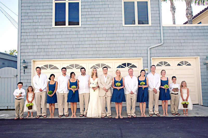 cape cod style lime green and blue nautical wedding inspired by this