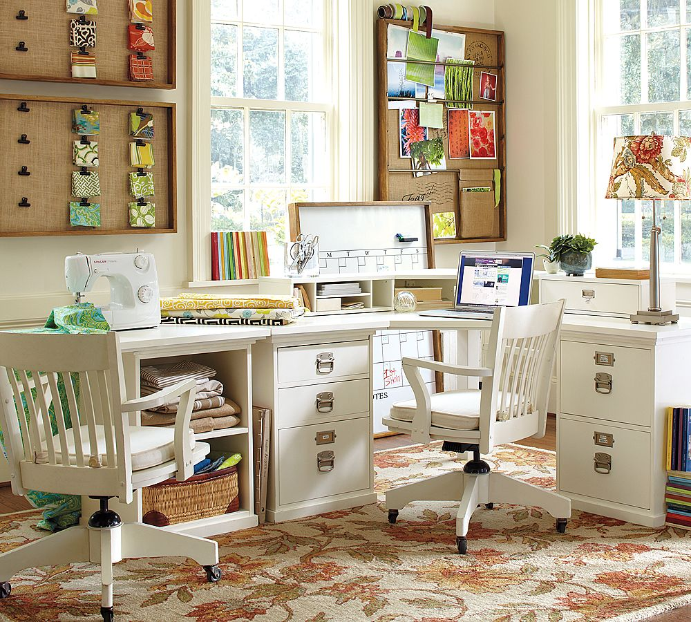 Home Office Decorating Ideas: Inspired By These Pottery Barn Weddings