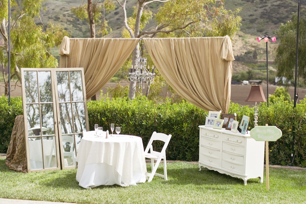 Camarillo California Vintage Inspired Wedding Inspired