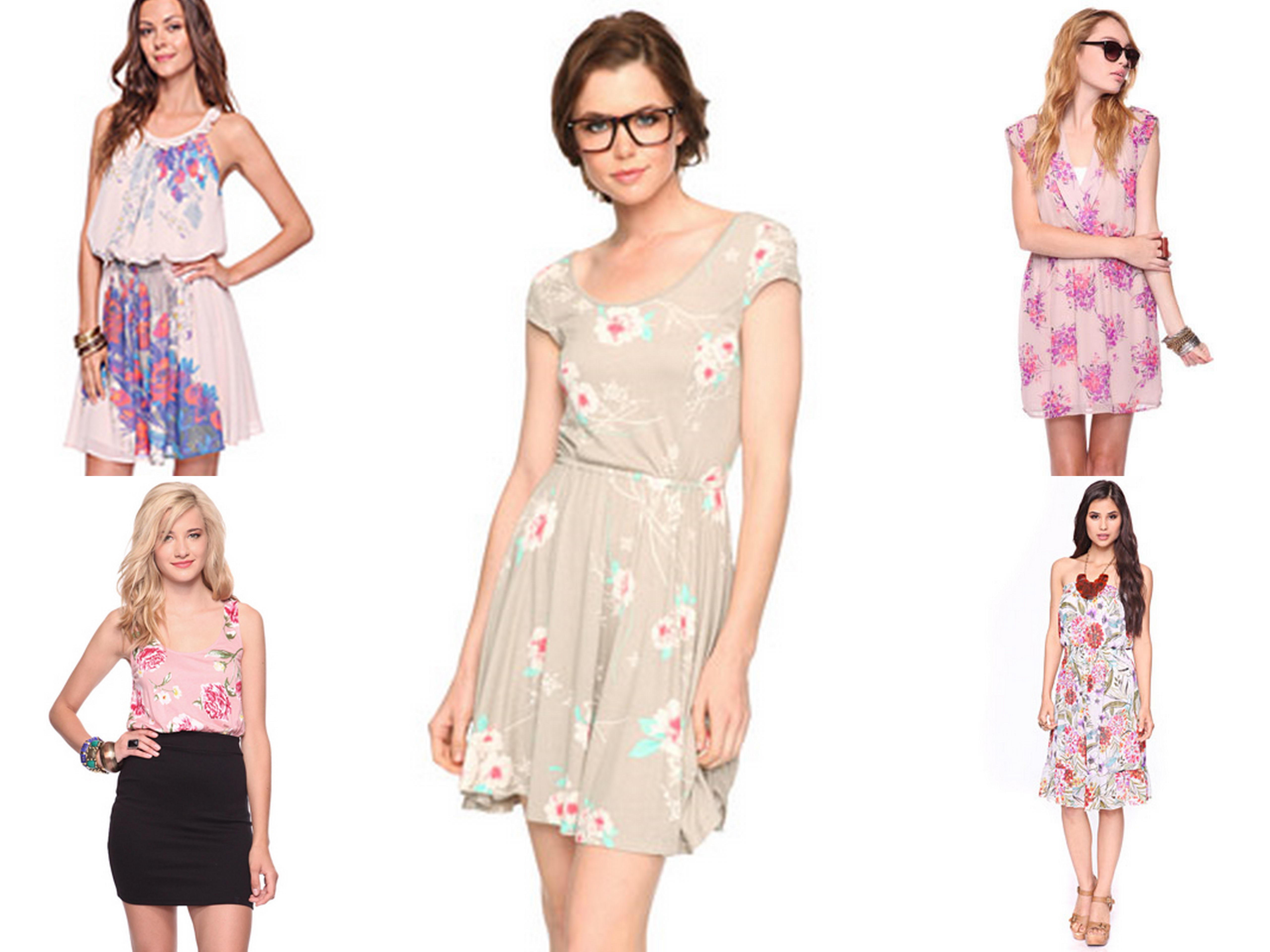 Inspired by Forever 21 for Bridesmaids Inspired By This
