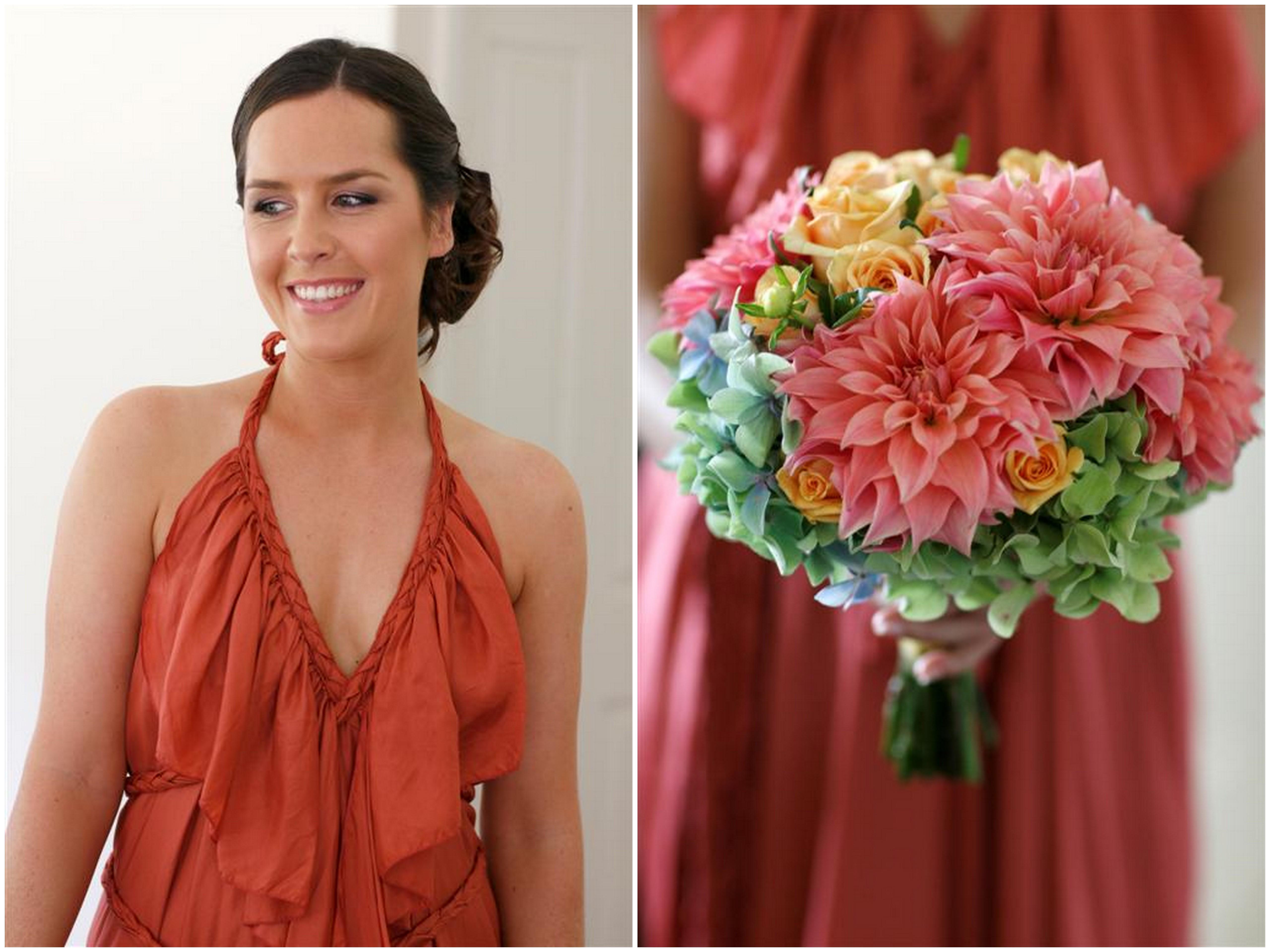 Bouquet Bridesmaid Dresses