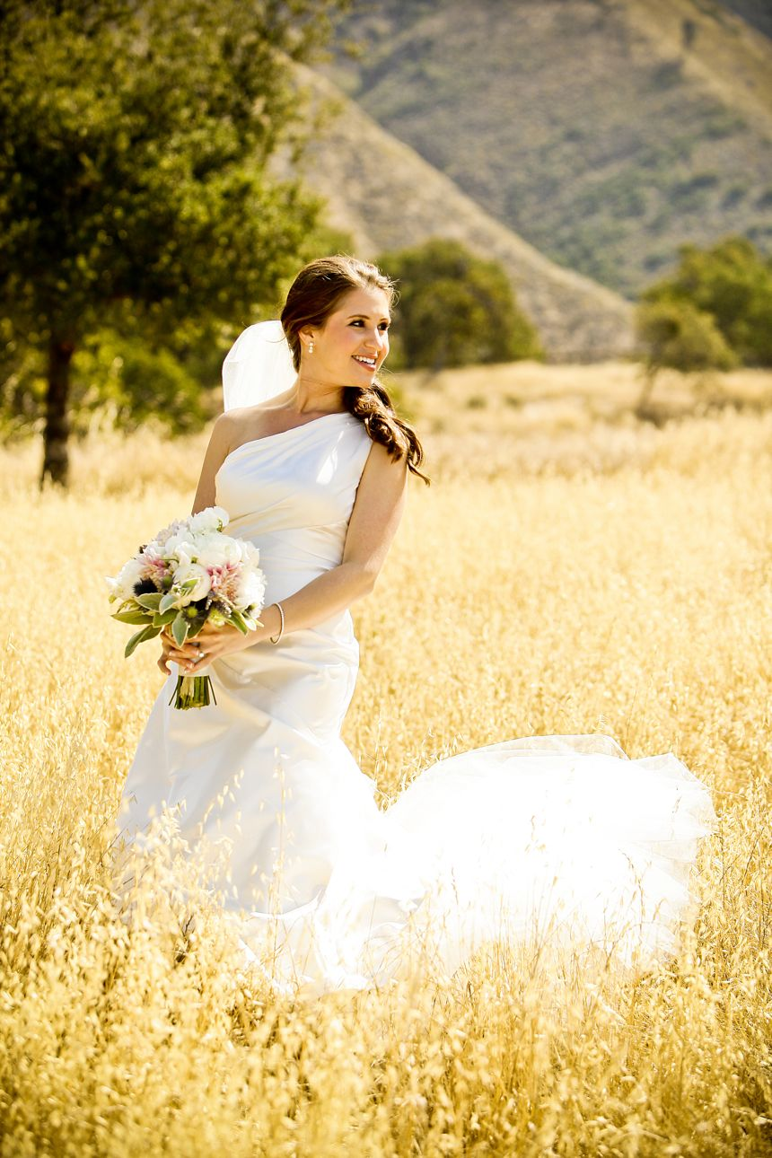 Outdoor Western Themed Wedding Inspired By This