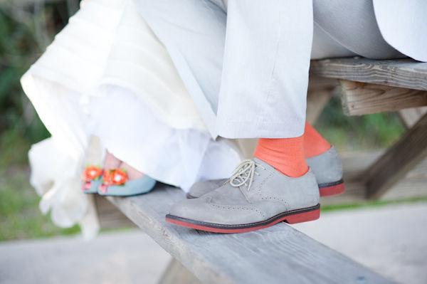 sokken bruidegom