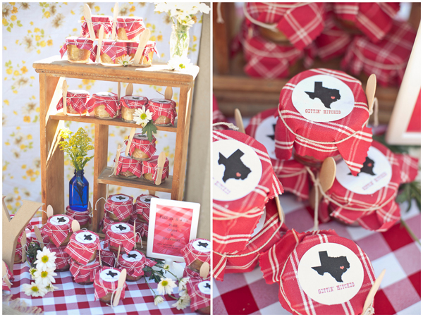 Texas Sized Bridal Shower Inspired By This