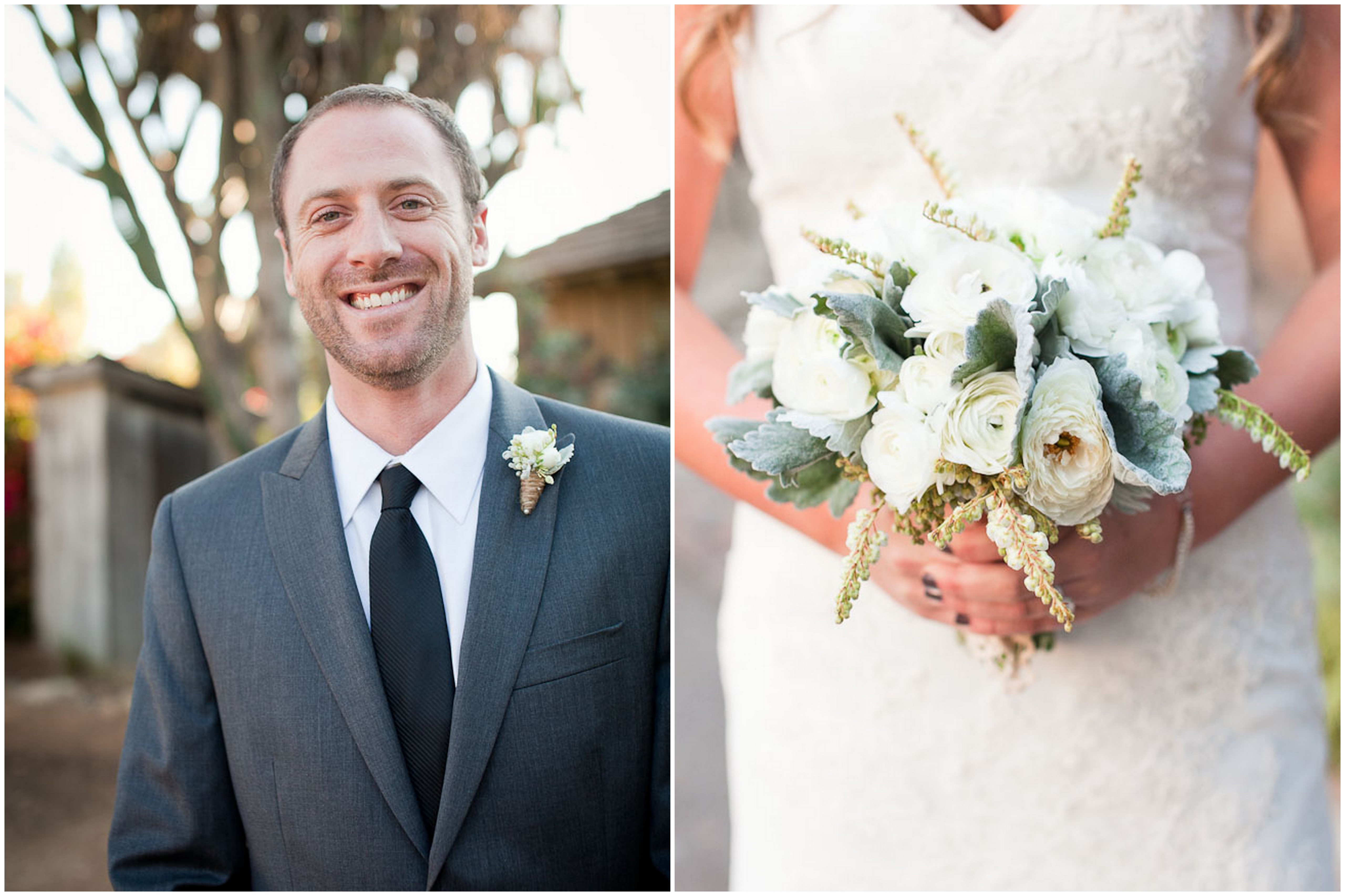 Intimate Outdoor Southern California Wedding Inspired