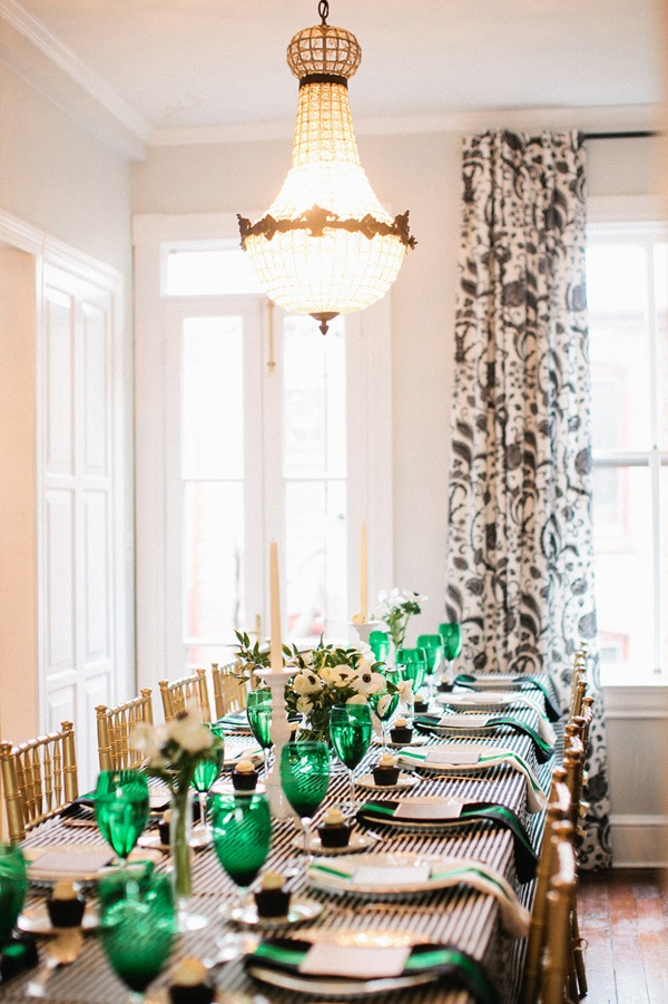Inspired by this Elegant Baby Shower in Washington DC | Inspired ...