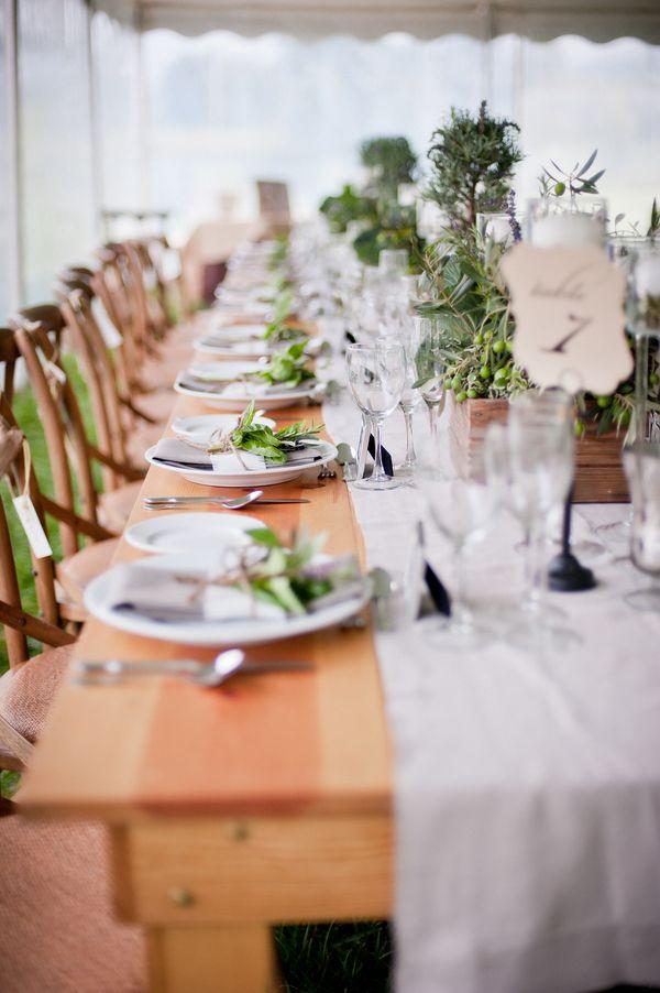 Tuscan rustic wedding