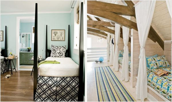 Beach House Curtains - Curtains Design Gallery