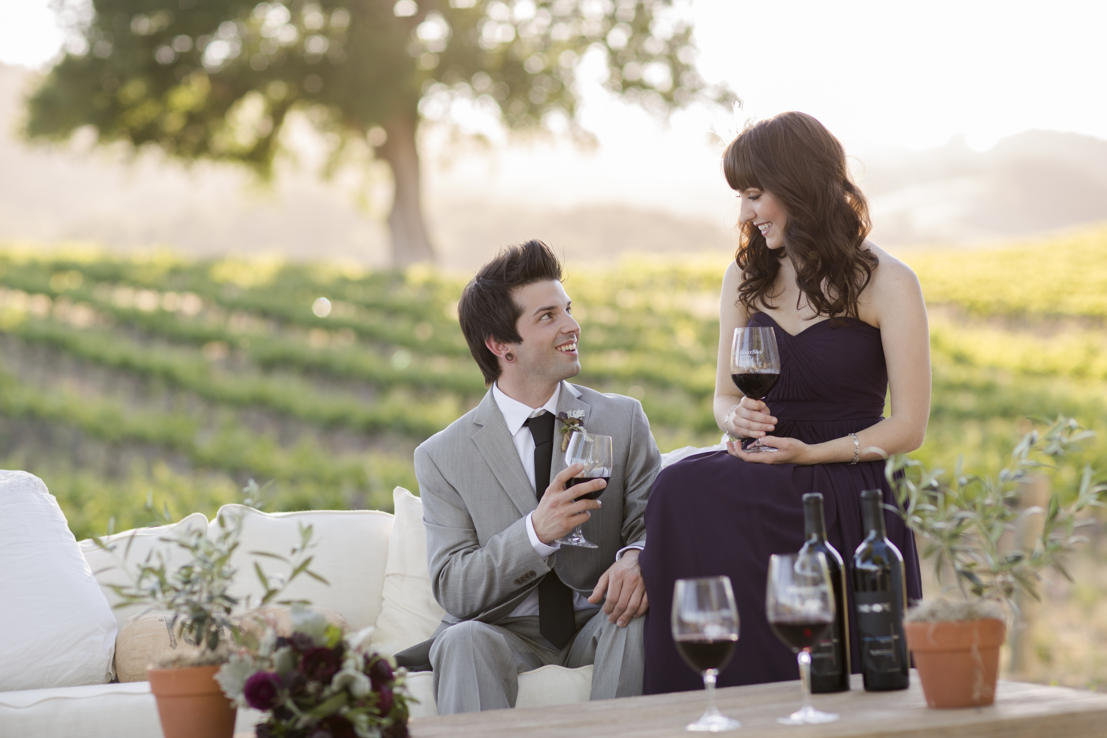 Inspired By This Paso Robles Wine Country Shoot Inspired