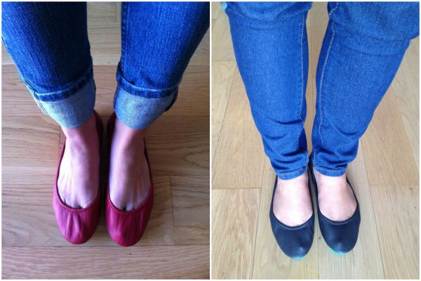 4166b3acfa Inspired by Our Tieks Ballet Flats - Inspired By This