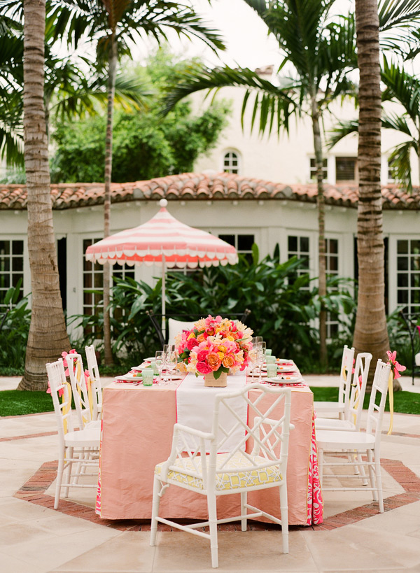 Inspired By These Citrus Orange And Pink Wedding Ideas Inspired By