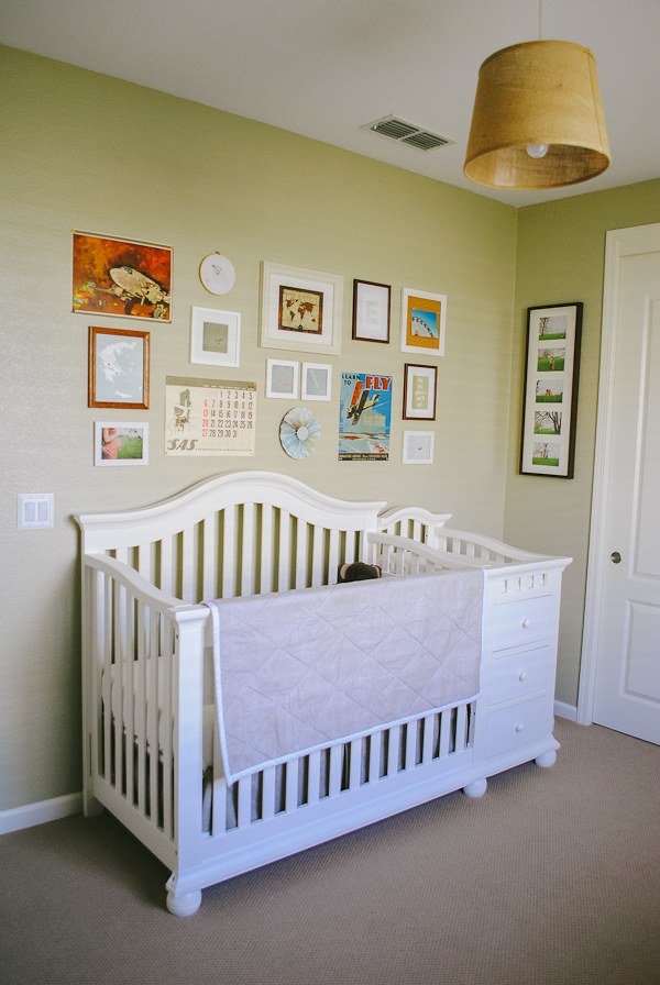 Travel Themed Nursery Inspired By This