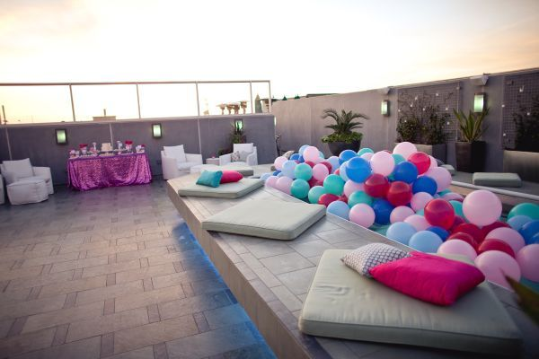 Leilas Fabulous Fuschia Birthday Party Inspired By This