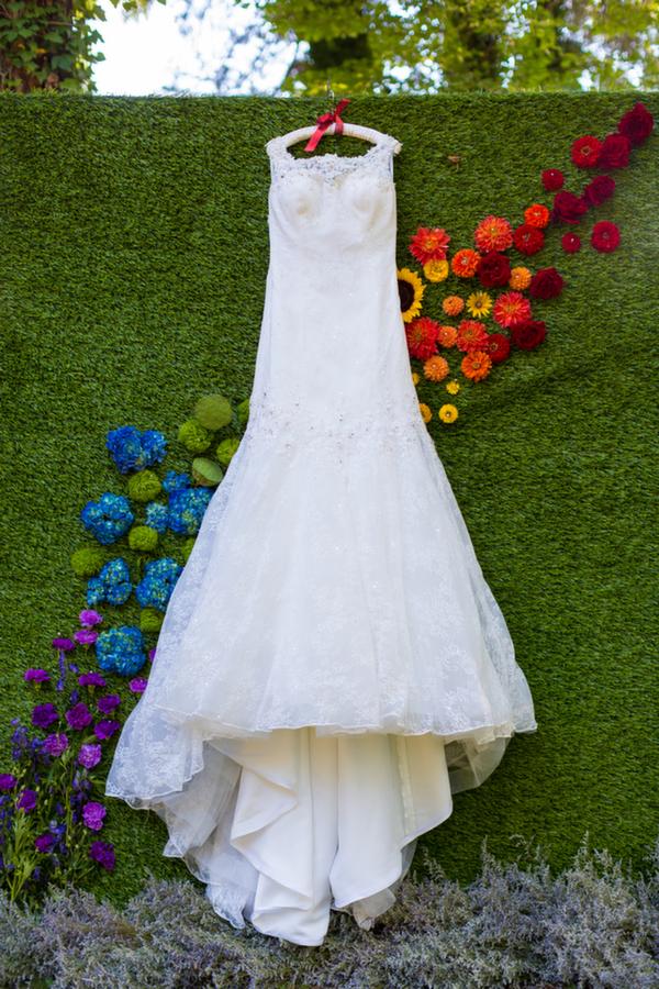 Halloween Bridesmaid Dresses