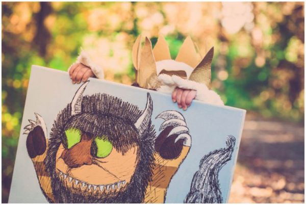 Where The Wild Things Are Kids Shoot By Hayley Smith