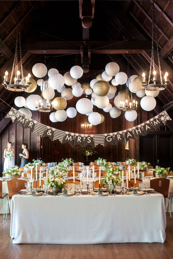 Decorating With Paper Lanterns Wedding Decor
