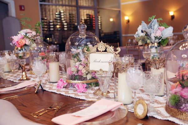 Pretty In Pink Bridal Shower By Melody Melikian