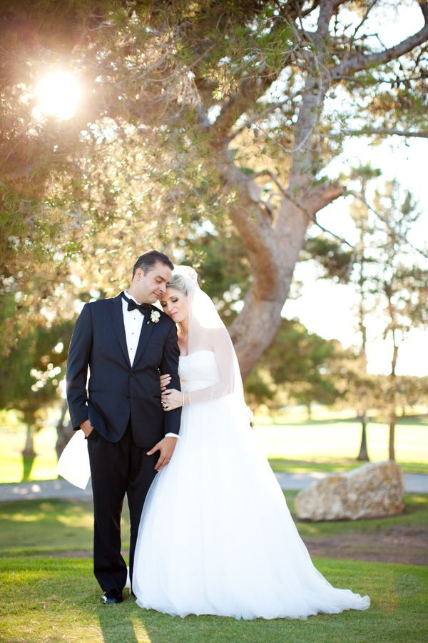 Elegant Rancho Palos Verdes Wedding Captured by Chris & Kristen Photography