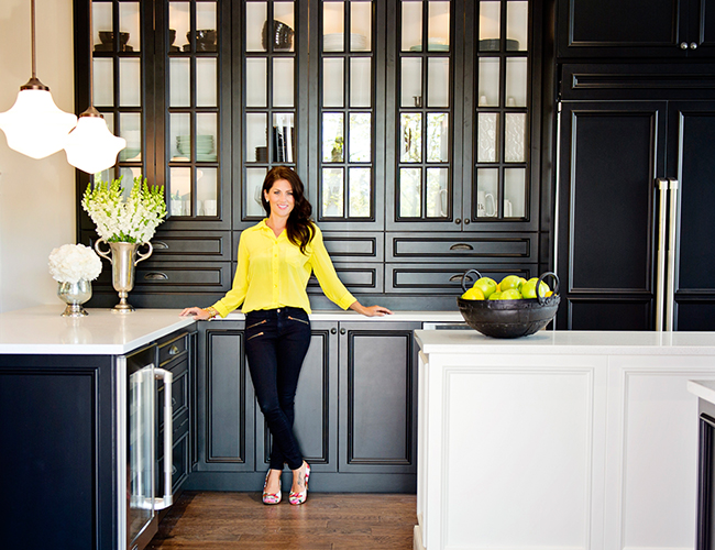 Jillian harris interior designer and charlie ford vintage for Jillian harris kitchen designs