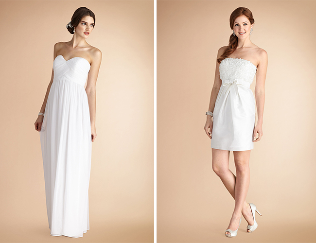Win a free wedding dress from donna morgan on inspired by for Win free wedding dress