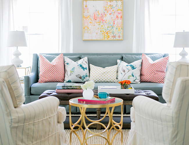 Home Tour Pastel And Feminine Texas Home By Jana Bek