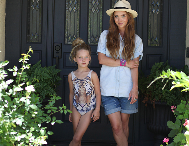 Park Style For Mom Kids From The Blue Closet