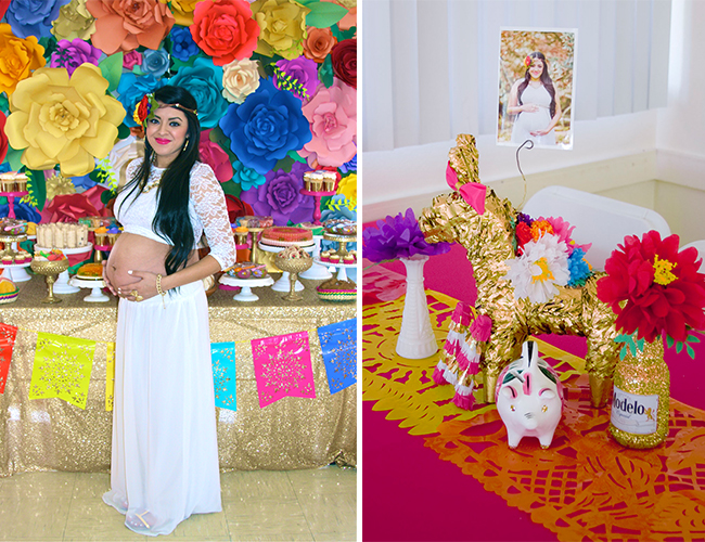 baby shower mexican theme ideas boy